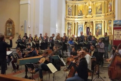 2019-04-05 Ensayo Pasión Según San Juan Iglesia Santa María la Antigua (Vicálvaro)