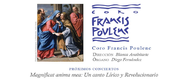 1 de abril. Ciclo de música sacra en Madrid.